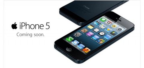 Apple's iPhone 5 to be available from Verizon September 21st.