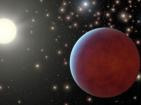 Astronomers have discovered two gas giant planets orbiting stars in the Beehive cluster, a collection of about 1,000 tightly packed stars. (Image credit: NASA/JPL-Caltech)