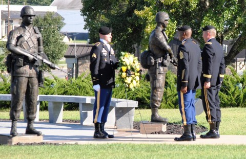 Fort Campbell's 9-11 Memorial Ceremony
