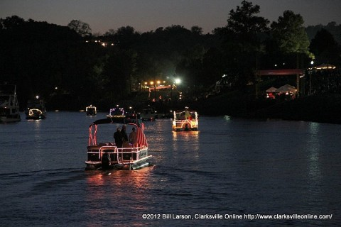 The Lighted Boat Parade