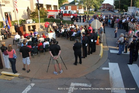 Clarksville Remembers 9/11