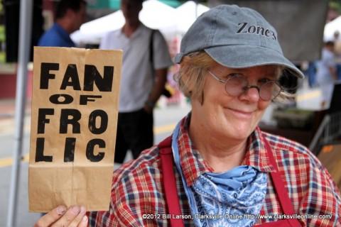 Cynthia Marsh is a fan of Frolic on Franklin Street