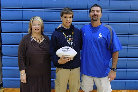 Jacob Rugen Player of the Week