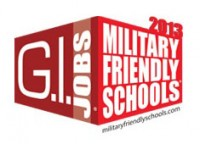 Military Friendly School for 2013