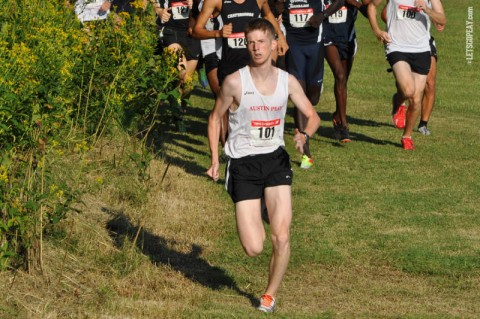 Austin Peay Men's Cross Country. (Courtesy: Austin Peay Sports Information)