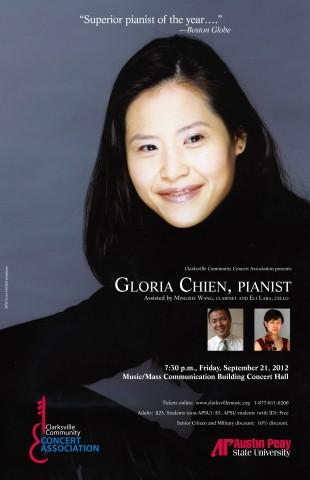 Gloria Chien Poster for September 21st