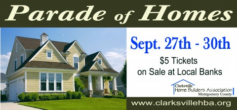 Clarksville Parade of Homes