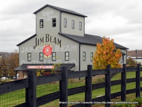 The Jim Beam Distillery