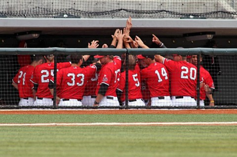 Austin Peay Baseball. (Courtesy: Austin Peay Sports Information)