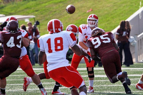 Austin Peay Football. (Courtesy: Austin Peay Sports Information)