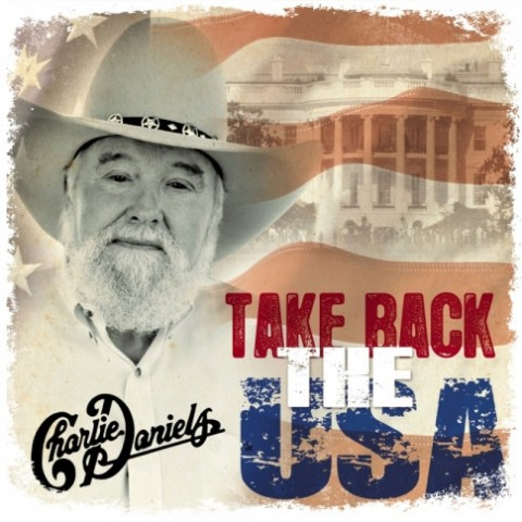 "Charlie Daniels Releases ""Take Back The USA"""