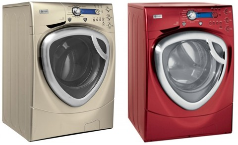 GE recalls Front Load Washers.