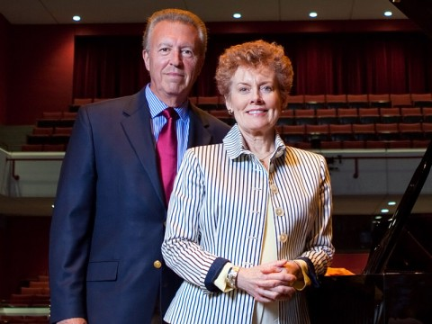 Drs. George and Sharon Mabry