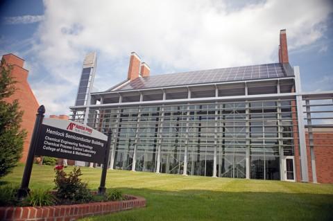 Austin Peay State University's Hemlock Semiconductor Building