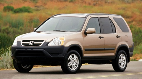 Certain model year 2002-2006 Honda CR-V's recalled