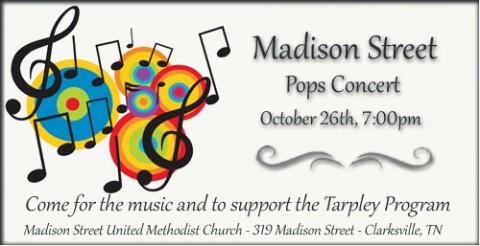 Madison Street United Methodist Church Pops Concert