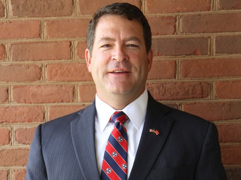 Candidate for Tennessee State Senate Mark Green.