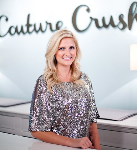 Couture Crush owner Kaley Drew.