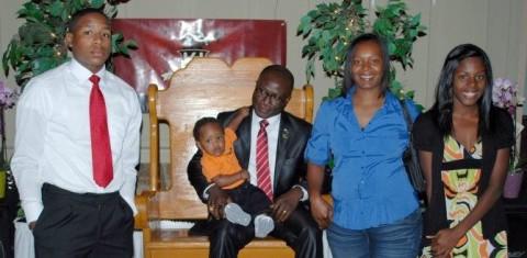 The Amouzouvik Family