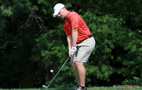 Austin Peay Men's Golf. (Courtesy: Austin Peay Sports Information)