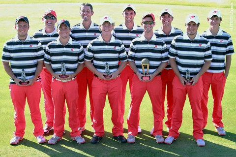 Governors win 2012 F&M Bank APSU Intercollegiate. (Courtesy: Brittney Sparn/APSU Sports Information)