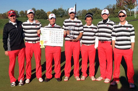 APSU Men's Golf. (Courtesy: Austin Peay Sports Information)
