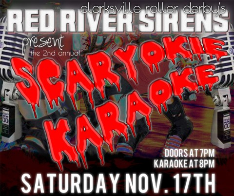 2nd Annual Scaryokie Karaoke