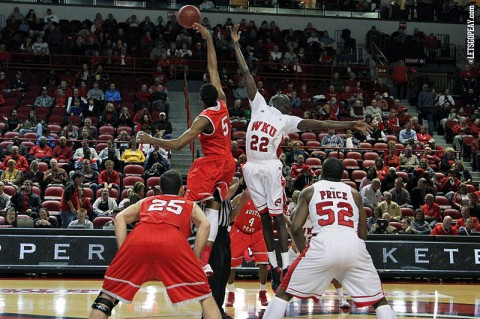 APSU Men's Basketball. (Courtesy: Austin Peay Sports Information)