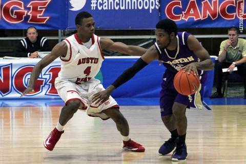 Austin Peay Men's Basketball. (Courtesy: Austin Peay Sports Information)