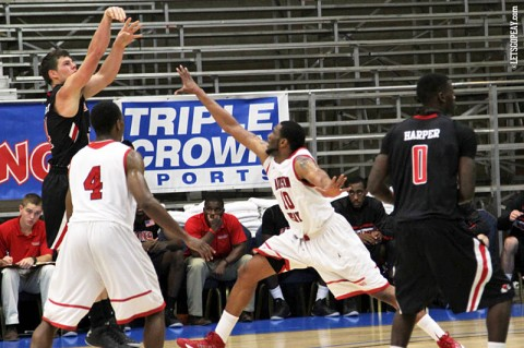 Austin Peay Men's Basketball. (Courtesy: Austin Peay Sports Information)