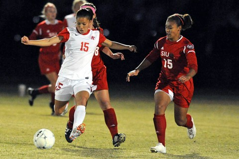 Austin Peay Women's Soccer. (Courtesy: Austin Peay Sports Information)