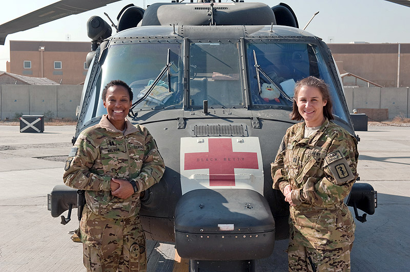 Lived Experience of Women Military Nurses Paper