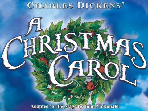 A Christmas Carol at the Roxy Regional Theatre