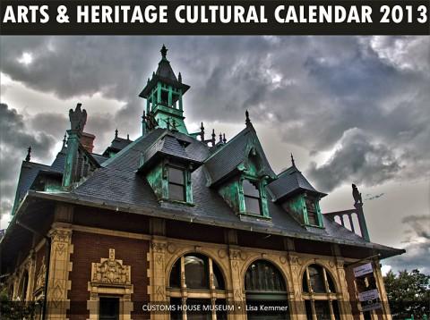 Clarksville, TN - 2013 Arts & Heritage Cultural Calendar