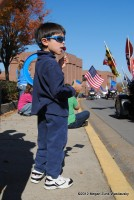 2012 Veterans Day Parade.
