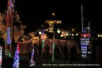 People enjoying Christmas on the Cumberland on November 20th