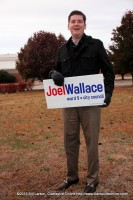 Joel Wallace at Glenellen School
