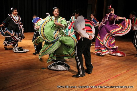 Little Mexico & Latin Folklore
