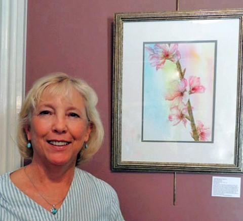 Judy Morgan's 'Artful Expressions'