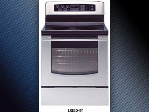 Electric Ranges recalled by LG Electronics