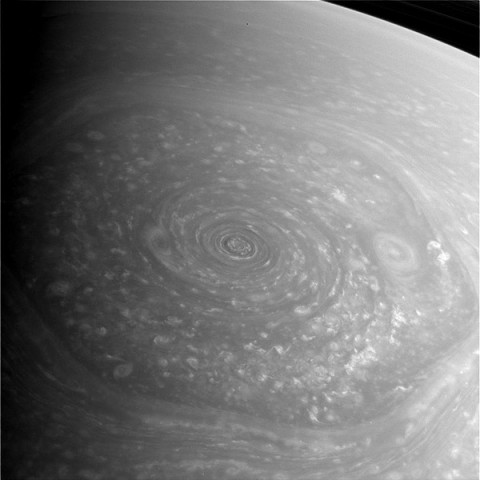 This image from NASA's Cassini mission was taken on Nov. 27th, 2012, with Cassini's narrow-angle imaging camera. (Image Credit: NASA/JPL-Caltech/Space Science Institute)