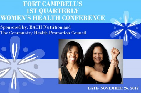 Women's Health Conference at Cole Park Commons