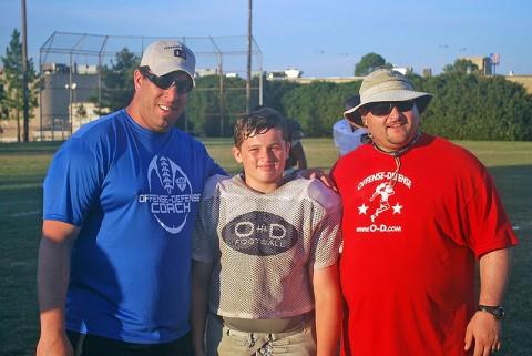 Scott Mayes, age 12, of Clarksville, TN.