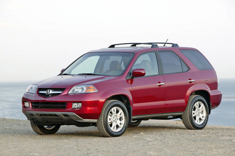 2006 Acura - MDX is one of the models being recalled.
