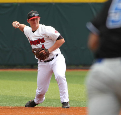 Junior Jordan Hankins was named to the Louisville Slugger Preseason All-America Third Team, Friday. (Courtesy: Austin Peay Sports Information)