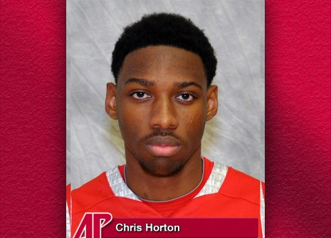 APSU's Chris Horton has 85 blocked shots on the season.