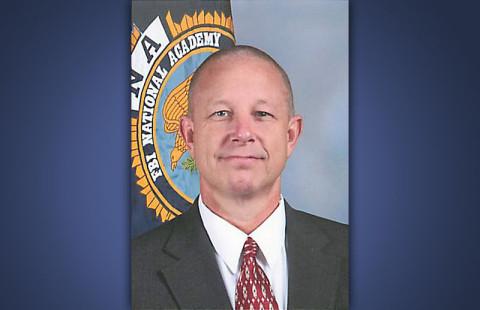 Clarksville Police Captain Craig Gipson