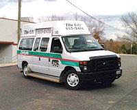 Clarksville Transit System Van