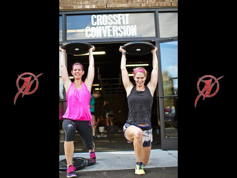 CrossFit Conversion. (Photo by Shea Halliburton)