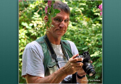 Retired U.S. Army Still Photographer David Smith